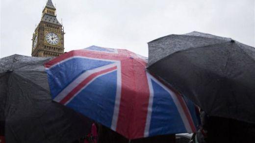 Reino Unido: ralentización acusada