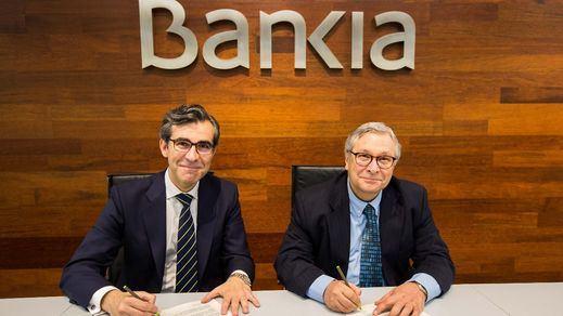 Bankia patrocina la Feria del Libro de Madrid, que se celebra en el Retiro del 25 de mayo al 10 de junio