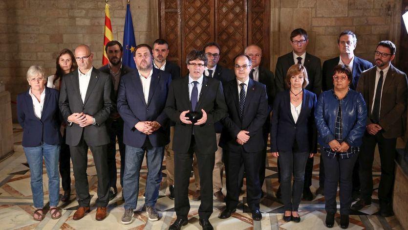 El juez Llarena mantiene el procesamiento por rebelión y malversación a Puigdemont y otros 22 acusados
