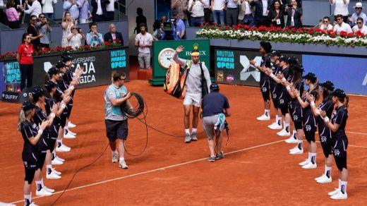 El Ayuntamiento de Madrid 'tranquiliza' a Nadal: seguirá el Open de Tenis y será más grande