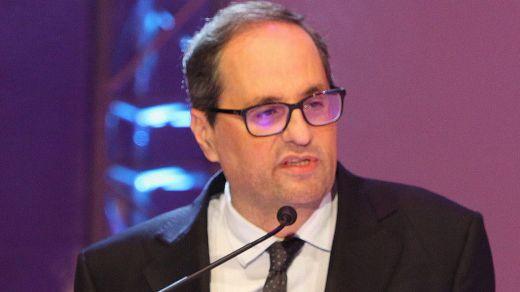 Así es Quim Torra, el candidato designado a dedo por Puigdemont