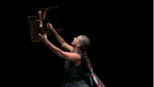'Réquiem', de la tragedia personal al escenario
