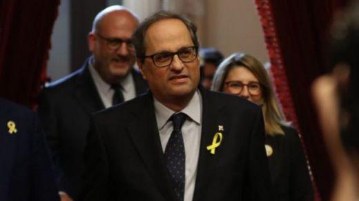 'Torrazo' en el Parlament: investidura frustrada del nuevo candidato