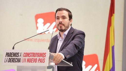 IU sometará a votación de la militancia en junio el futuro de su alianza con Podemos