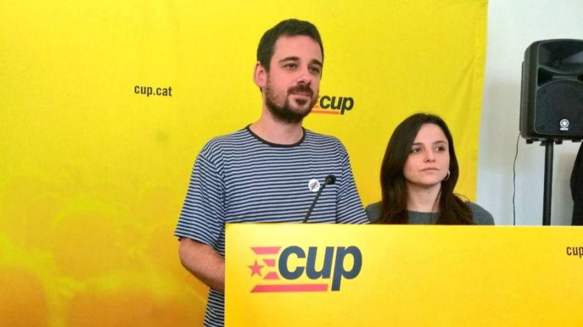 La CUP permite que por fin haya legislatura en Cataluña: se abstendrán en la investidura de Torra