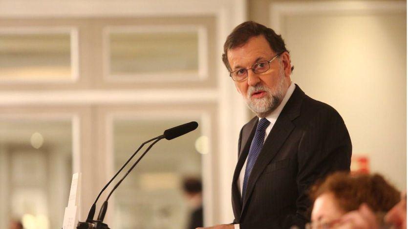 Rajoy acepta reunirse con Torra, 'si él me lo pide'
