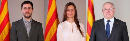 Bélgica no entregará a los consellers huidos Comín, Puig y Serret por no cumplirse los requisitos para su extradición