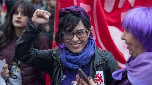 Movilizaciones feministas 'Compromiso = presupuesto' de este 16 de mayo