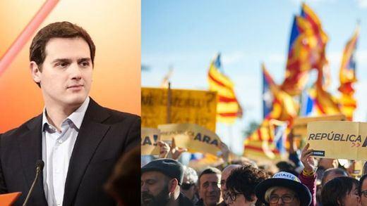 Rajoy se desvincula de la línea dura que le pide Rivera en Cataluña