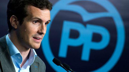 Las dudas sobre el currículum de Pablo Casado vuelven a distanciar a PP y Ciudadanos