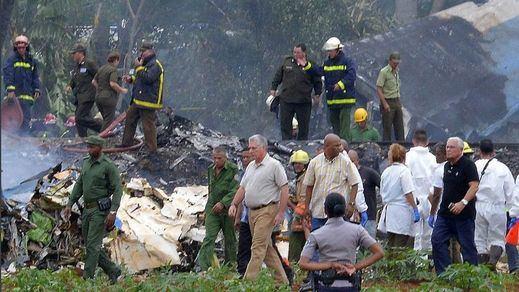 Tragedia aérea en La Habana al estrellarse un avión que acababa de despegar