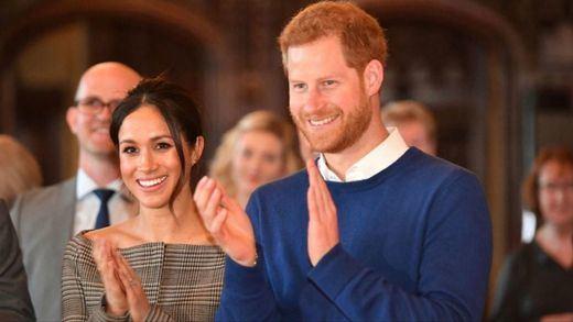 Meghan Markle ya tiene padrino para su boda con el príncipe Harry