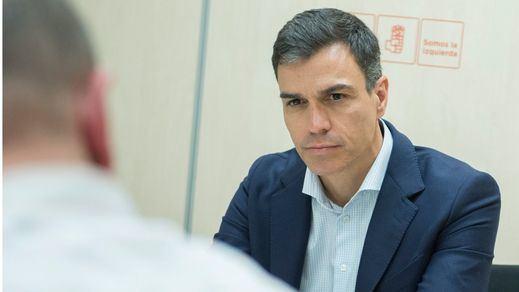 Sánchez respaldará a Rajoy si boicotea el nombramiento del Govern