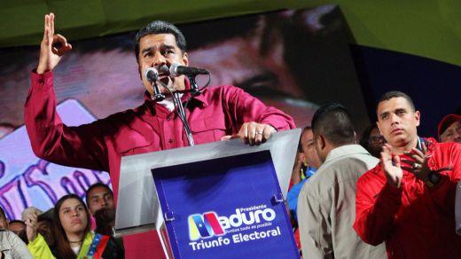 Maduro gana su parodia de elecciones, en las que apenas votó el 46% de los venezolanos