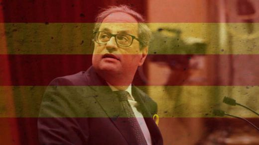 La xenofobia de Torra empieza a calar en Europa para desenmascarar al independentismo catalán