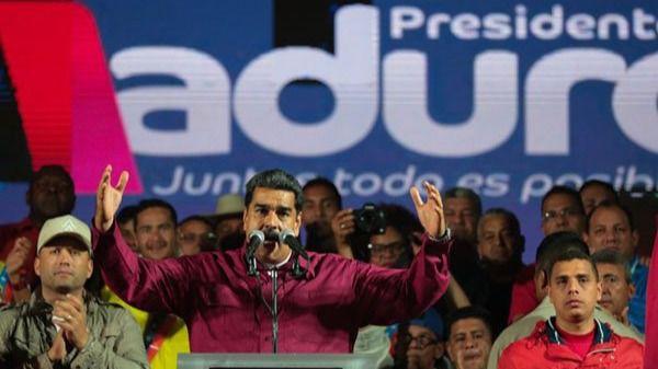 La comunidad internacional se niega a aceptar los resultados de las elecciones de Maduro