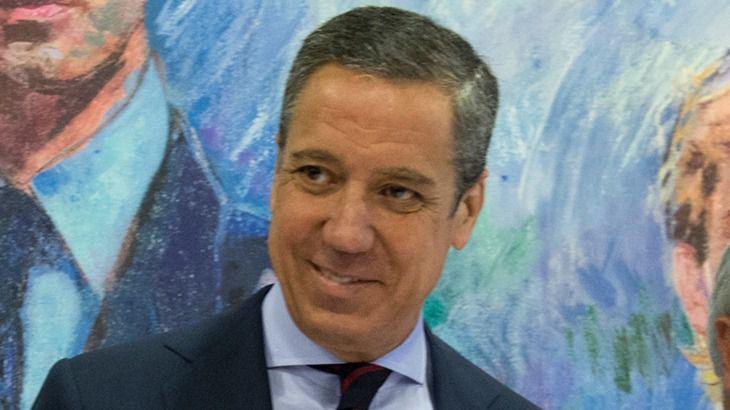 Zaplana fue detenido al intentar repatriar el dinero negro que tenía en Uruguay