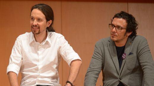 La polémica carta de Kichi a Monedero sobre el chalet de Pablo Iglesias y la imagen de Podemos
