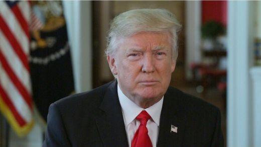 Trump recuerda el Holocausto pero se olvida de Europa