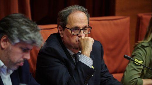 Torra aplaza la toma de posesión 'en rebeldía' del nuevo Govern a la espera de un estudio jurídico