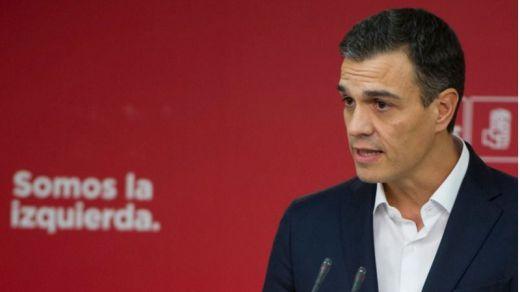 Pedro Sánchez da un paso al frente: presenta la moción de censura contra Rajoy