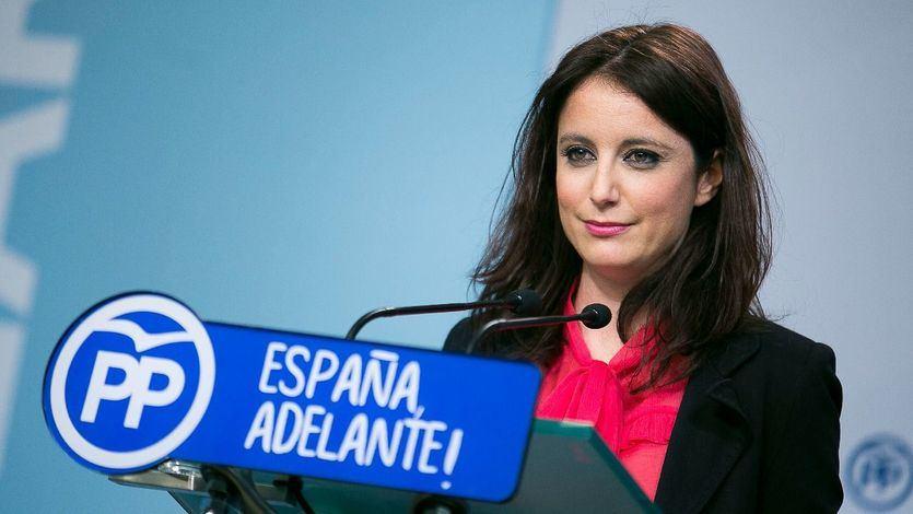 Andrea Levy se distancia de la postura oficial del PP y pide perdón