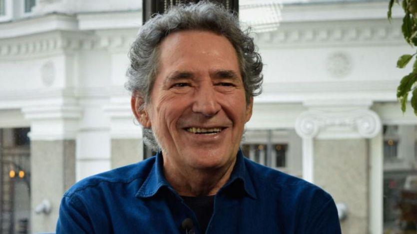 Miguel Ríos: 'El rock contribuye al desarrollo del ser humano'
