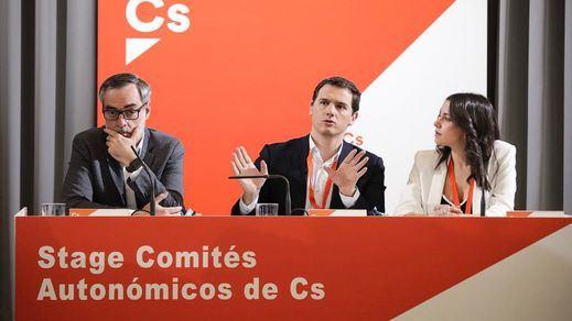 Ciudadanos no apoyará la moción de censura de Sánchez y amenaza con presentar su propia 'moción instrumental'