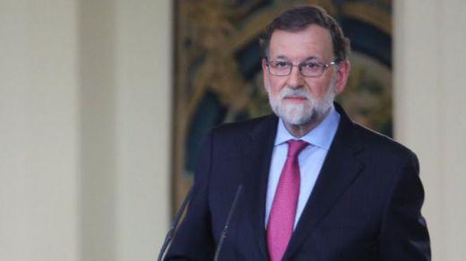 Rajoy ni dimite ni adelanta elecciones: 'El señor Sánchez está buscando ser presidente a cualquier precio'
