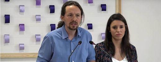 Con el chalet o contra Pablo: la consulta abrasa a los disidentes en Podemos