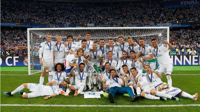 Todo sobre la celebración del Real Madrid de su decimotercera Copa de Europa