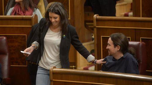 Iglesias y Montero salvan la 'moción de confianza' interna, pero reciben un tercio de voto en contra