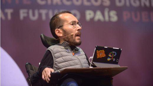 Las extrañas cuentas de Podemos en los resultados de la consulta sobre el chalet de Iglesias y Montero