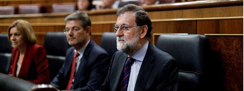 Cuenta atrás para la moción de censura a Rajoy que se celebrará esta semana