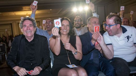 Magia, música y emoción en la noche de los mejores de Madrid