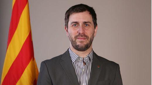 Toni Comín renuncia a la delegación del voto y deja a JxCAT y ERC sin mayoría simple en el Parlament