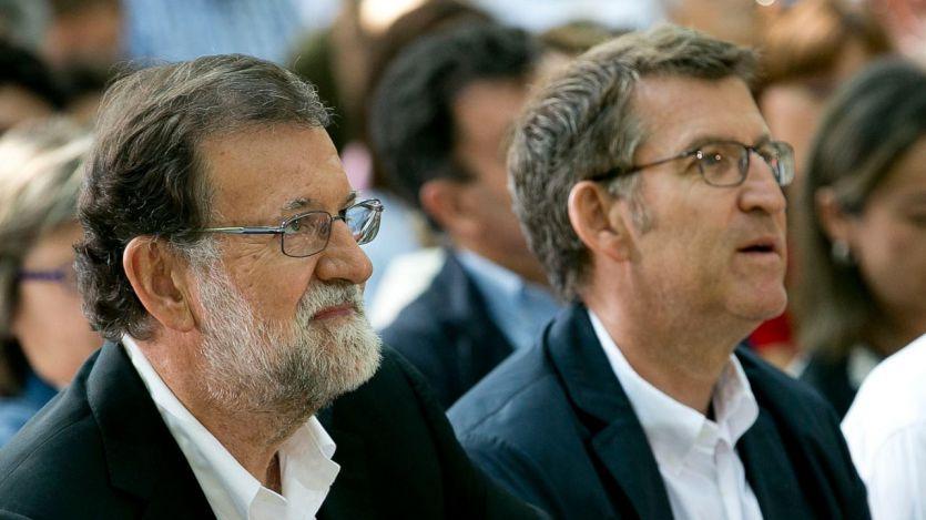 ¿Movimientos en el PP para 'jubilar' a Mariano Rajoy?