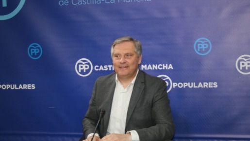 Portavoz del Grupo Parlamentario Popular en las Cortes regionales, Francisco Cañizares