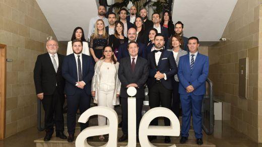 Entrega de los XVII Premios de AJE Albacete