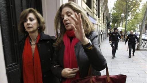 La mujer de Bárcenas podrá eludir la prisión con una fianza de 200.000 euros pese a su elevada condena en el caso Gürtel
