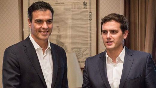La jugada maestra de Sánchez y el golpe inesperado para 'Rivera presidente'