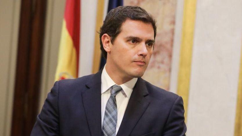 Rivera se lamenta: 'Comienza una etapa de inestabilidad con quienes quieren destruir España'
