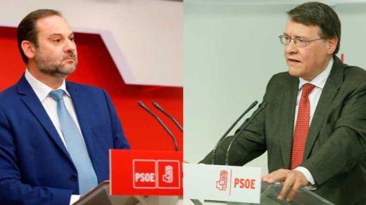 Quinielas de ministros: José Luis Ábalos y Jordi Sevilla, en la terna de candidatos