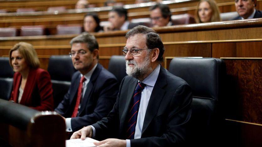 Rajoy estaría barajando quedarse como líder de la oposición en el Congreso