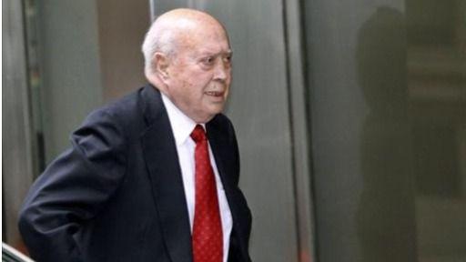 Fallece el ex tesorero del PP Álvaro Lapuerta
