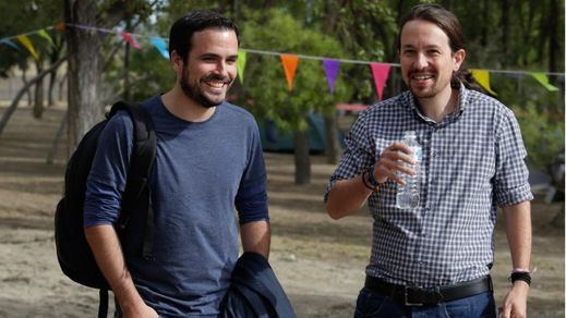 Las siglas con las que Podemos, Izquierda Unida y Equo pactan ir juntos a las urnas en 2019