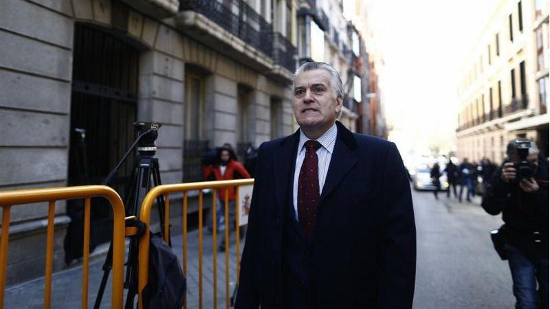 La Audiencia Nacional, que impuso una fianza a Rosalía Iglesias de 200.000 euros, reclama al matrimonio Bárcenas 57,5 millones de euros