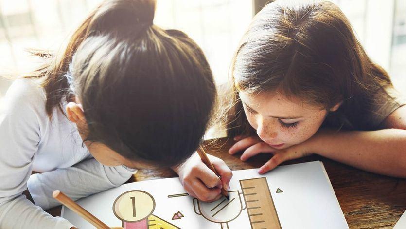 Nuestros hijos, ¿tienen amigos o compañeros en el colegio? (I)