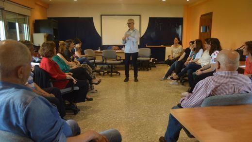 La Escuela de Salud y Cuidados de Castilla-La Mancha pone en marcha un Aula de EPOC para la formación de pacientes expertos
