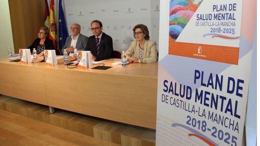 El Plan de Salud Mental de Castilla-La Mancha 2018-2025 dota de más recursos asistenciales a la provincia de Albacete